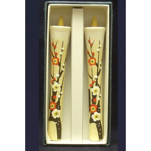 Bougies Japonaise Pruniers ( Ume )