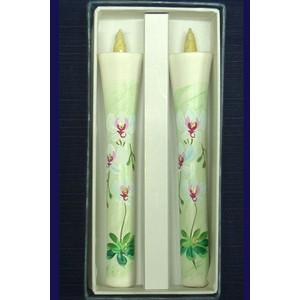 Bougies : orchidée ( kochoran )