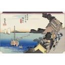 Hiroshige - Kanagawa