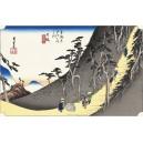 Hiroshige - Nissaka