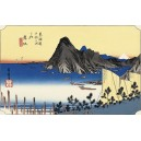 Hiroshige - Maisaka