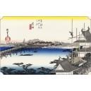 Hiroshige - Yoshida