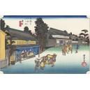 Hiroshige - Narumi